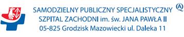 Szpital Zachodni w Grodzisku Mazowieckim